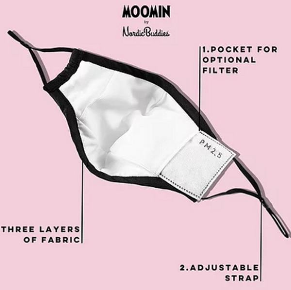 Face Mask Snorkmaiden