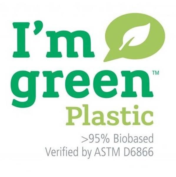 Liten Hinza veske Green plastic Nougat